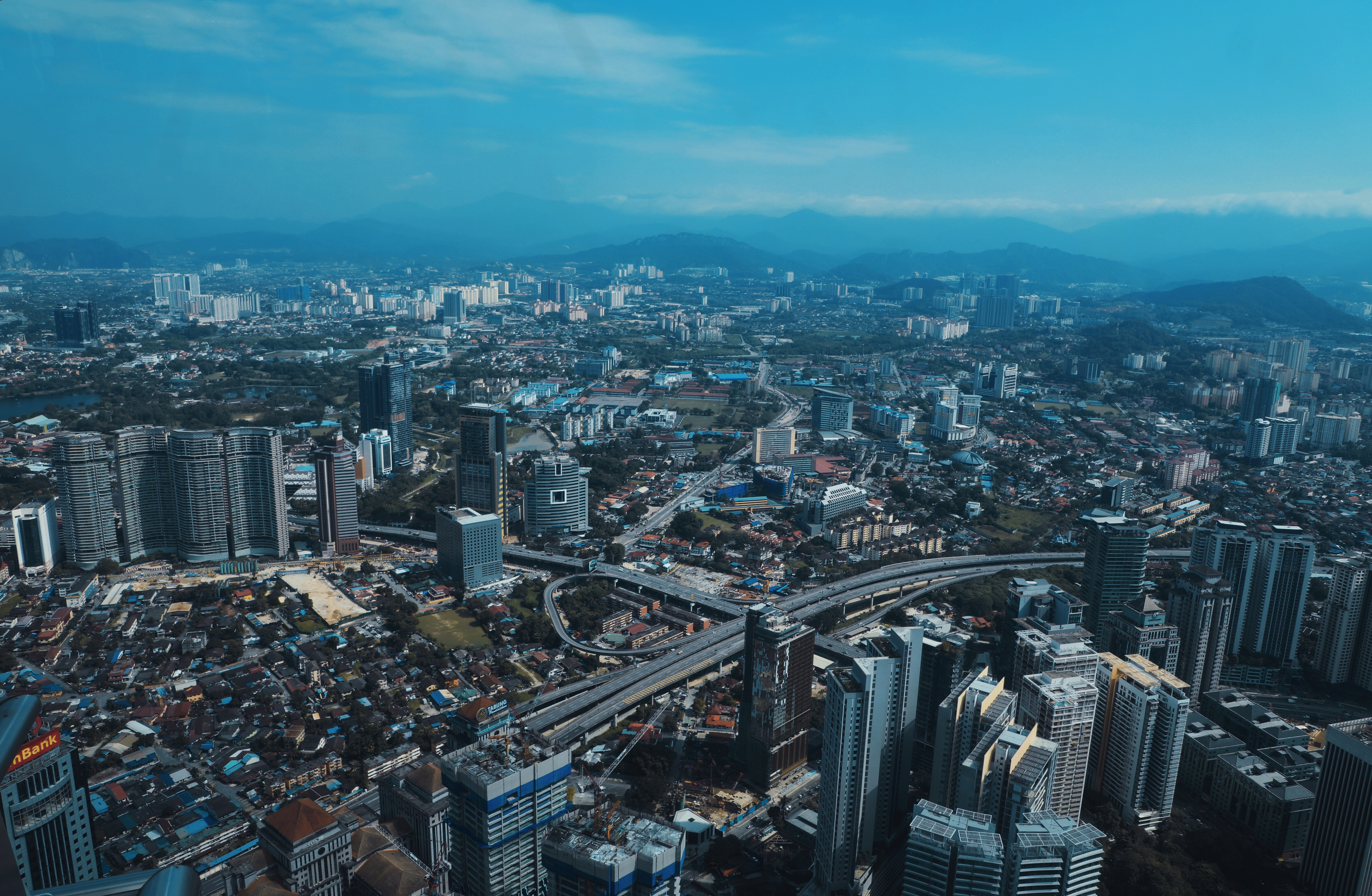 View of Kuala Lumpur, Malaysia