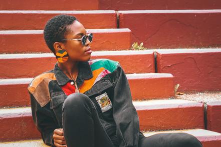 Payton   Harlem, National Black Female Photographers Day 2017