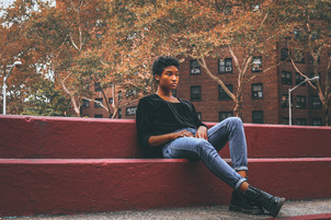Tenia   Harlem, National Black Female Photographers Day 2017