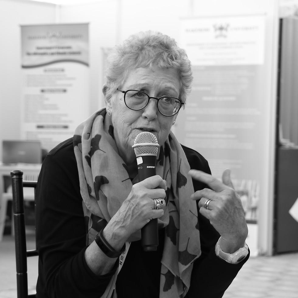 Caroline Moser at Habitat III