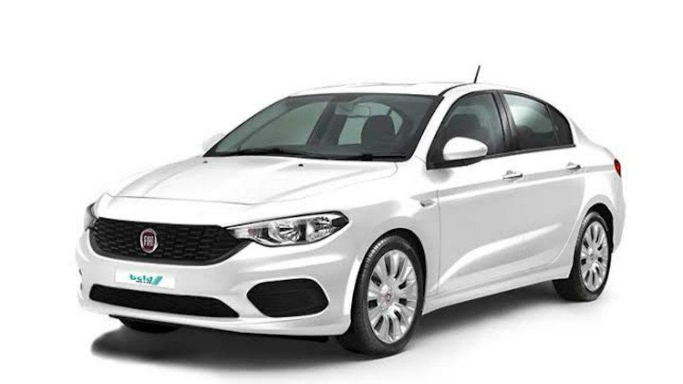 Fiat Egea 2019 год (дизель механика)