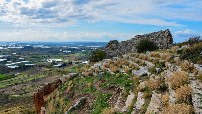 Силлион - затерянный город-крепость