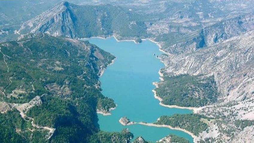 Green Canyon Manavgat (Зеленый каньон)