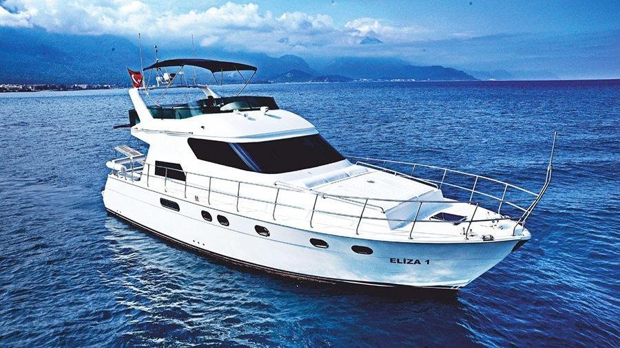Яхта Eliza 1