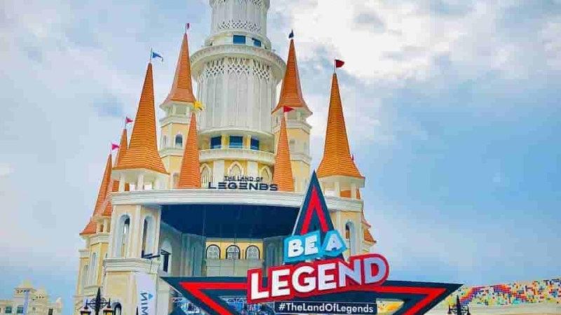Акваленд  «The Land of Legends Park Belek»