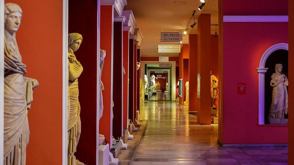 Историко-археологический музей Анталии