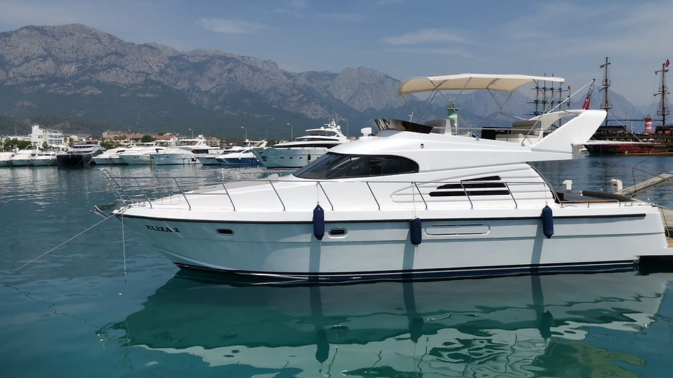 Яхта Eliza 2