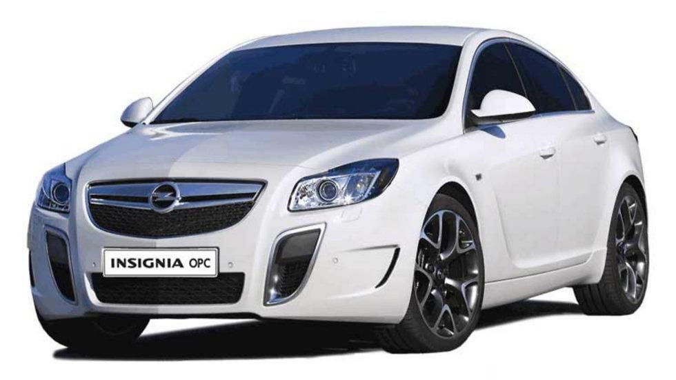 Opel İnsigna 2013 год (дизель автомат)