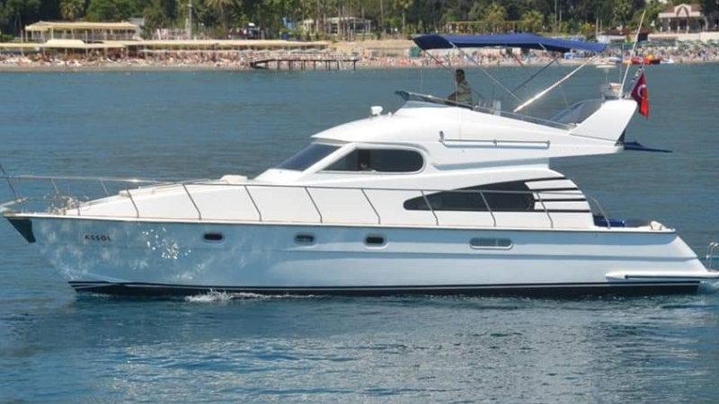 Яхта «Assol»