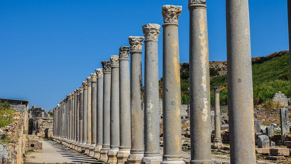 Перге - античная жемчужина Анталии