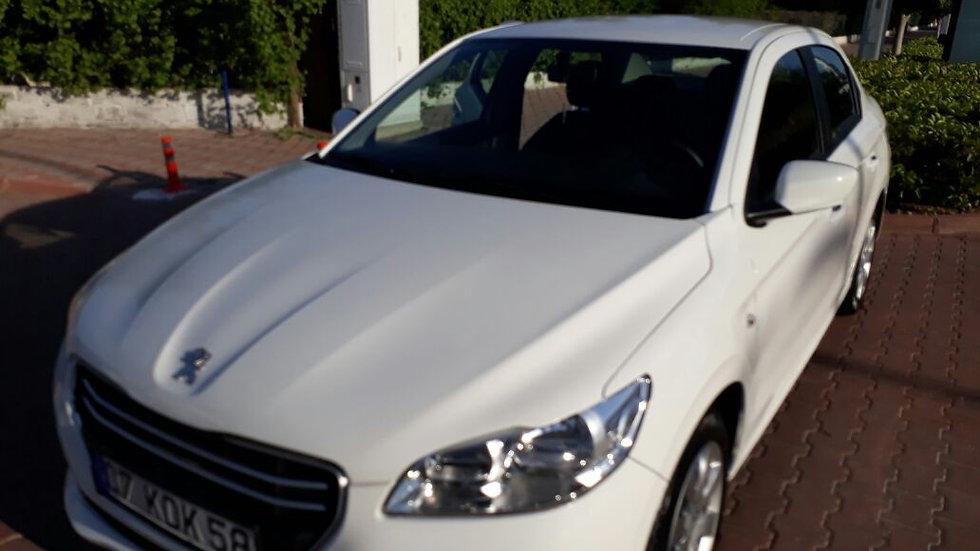 Peugeot 301 2014 год (дизель механика)