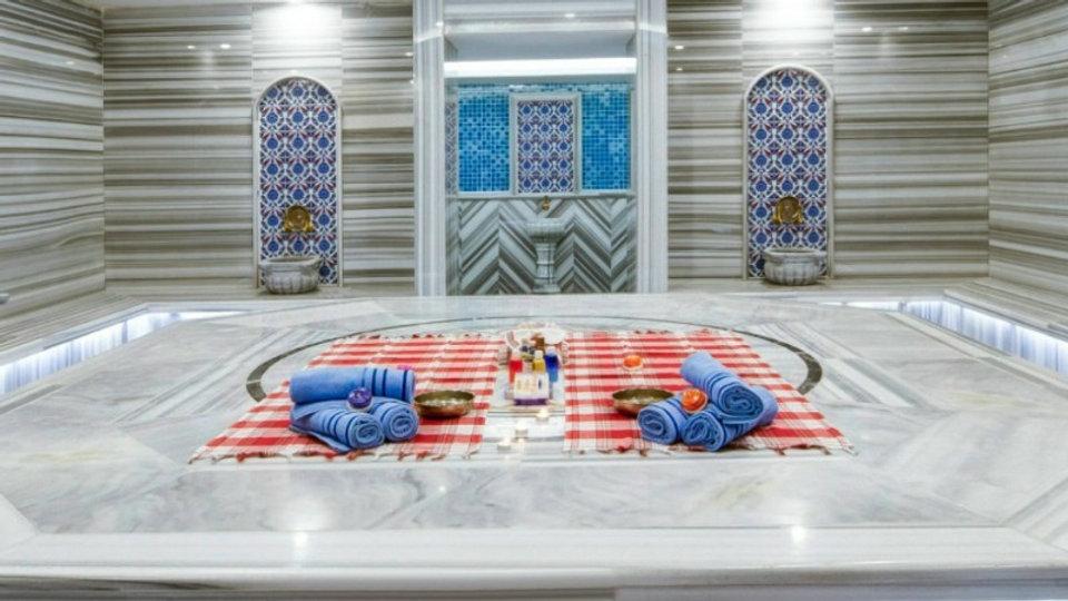 Турецкая баня (Хамам) из Мармариса