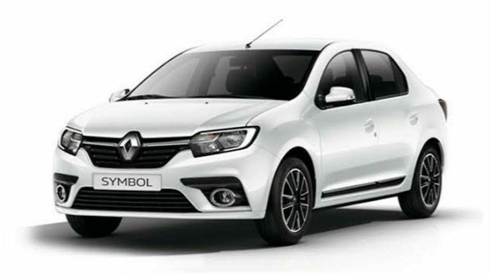 Renault symbol 2014 год (дизель механика)