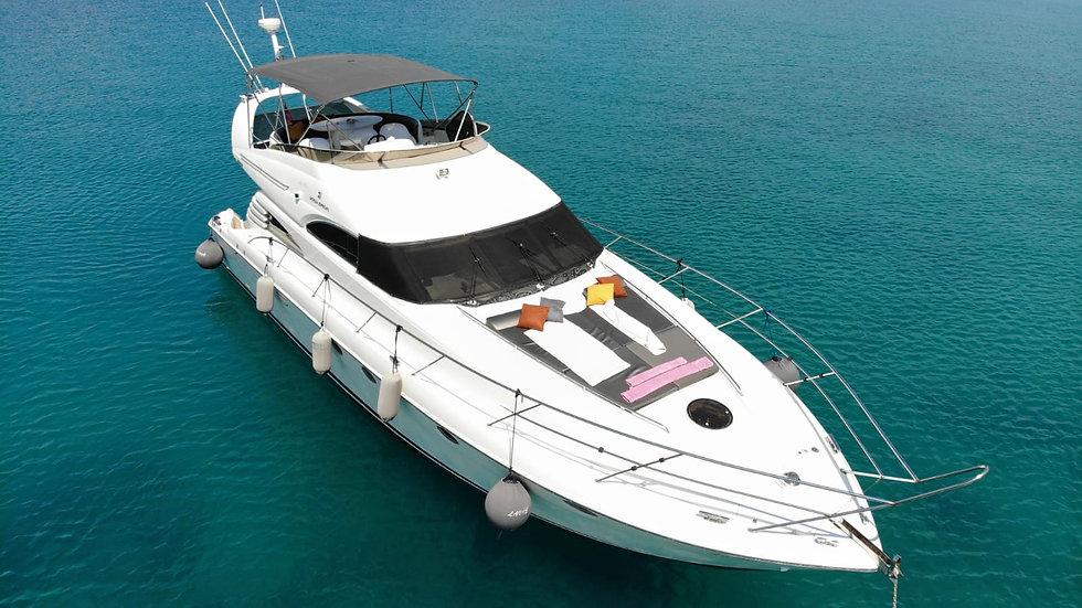 Яхта «Tualen»