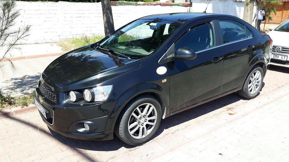 Chevrolet Aveo 2013 год (дизель механика)