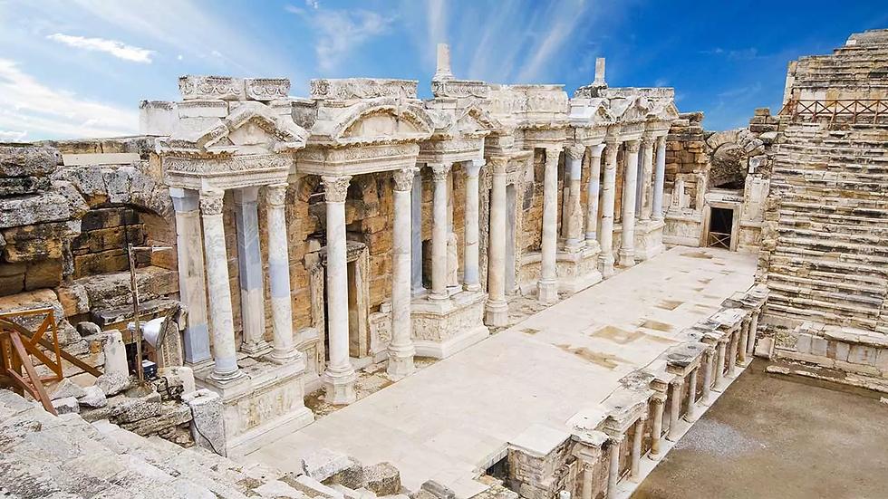 Эфес памуккале из Мармариса