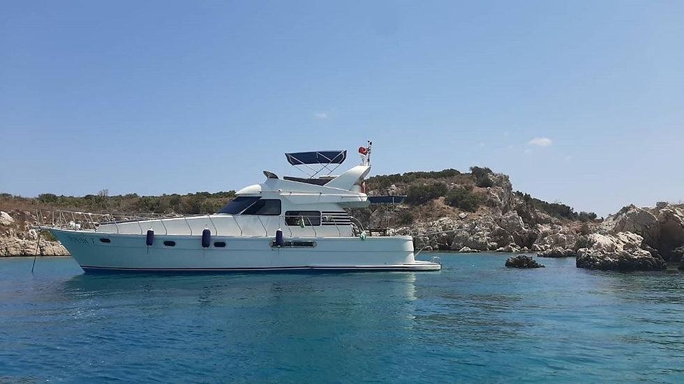 Яхта «Irmak 7»