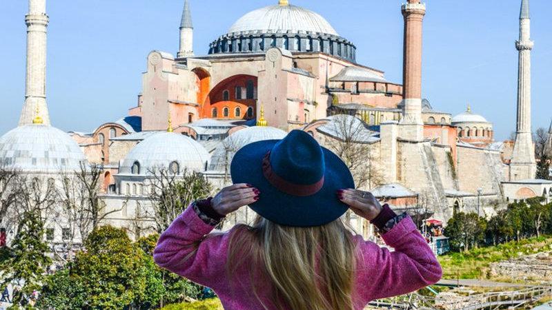 Стамбул на 1 день (авиаперелёт)