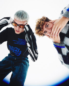 Gus Dapperton and Surf Mesa for VEVO