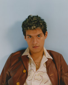 Omar Apollo for Office Magazine