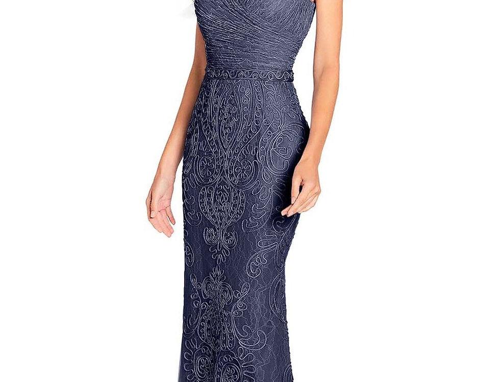 Lace & Ribbon Sheath Dress
