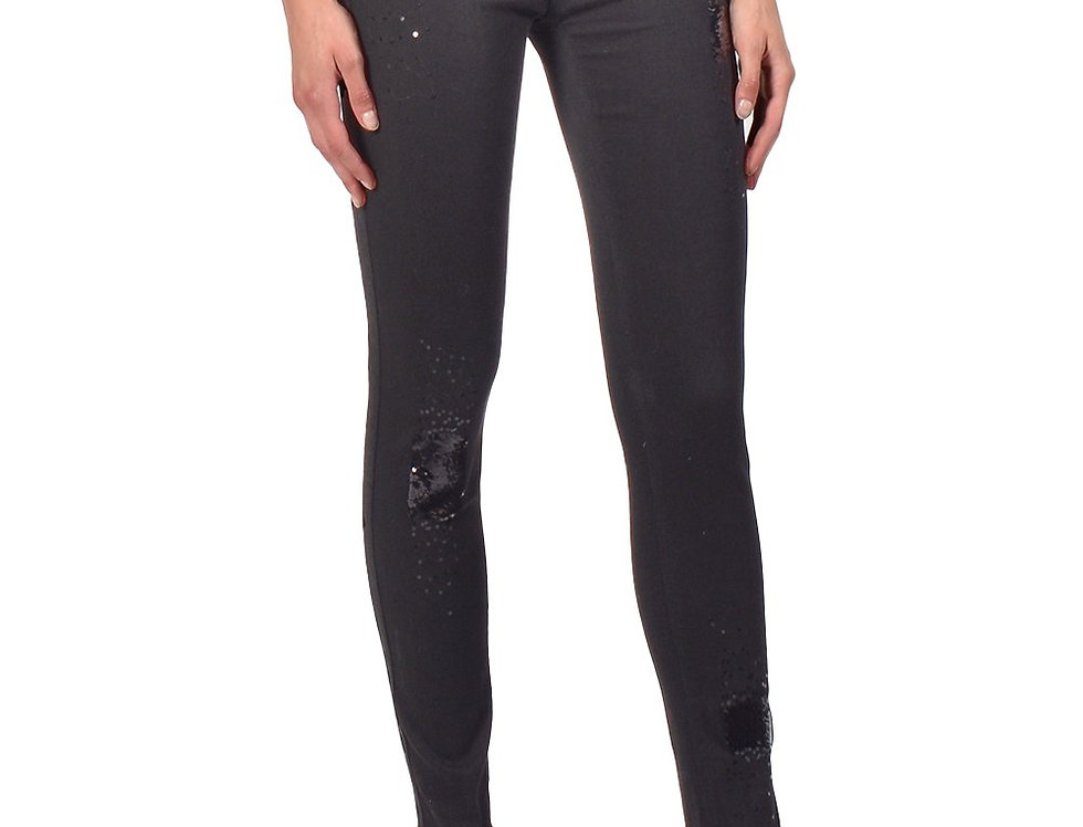 Sequin Detailed Jeans