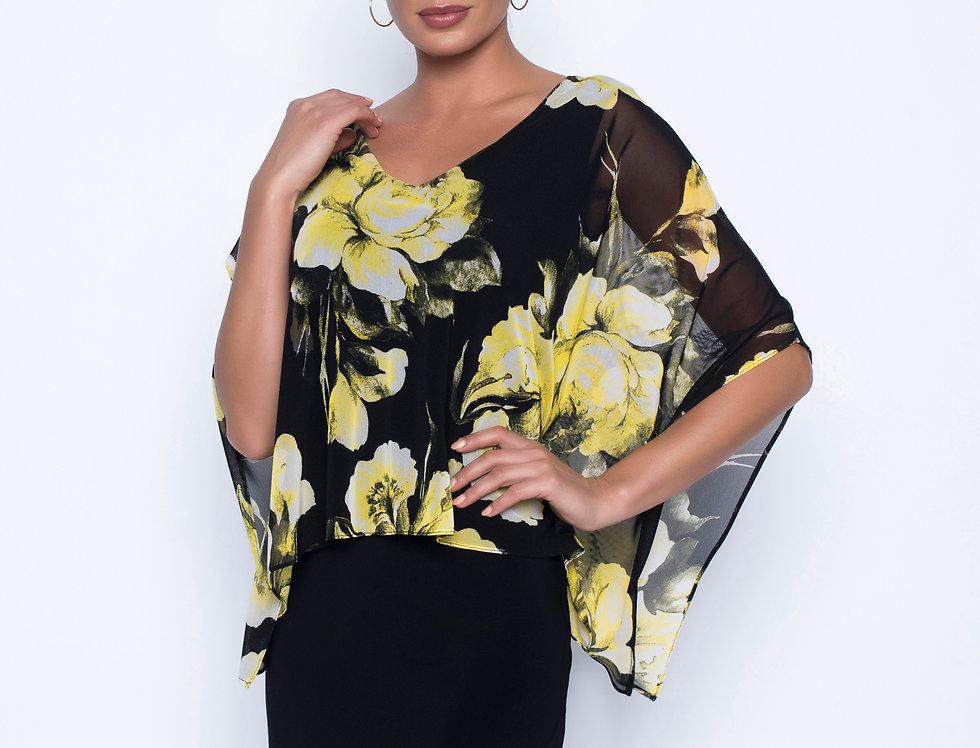 Pastel Overlay Dress