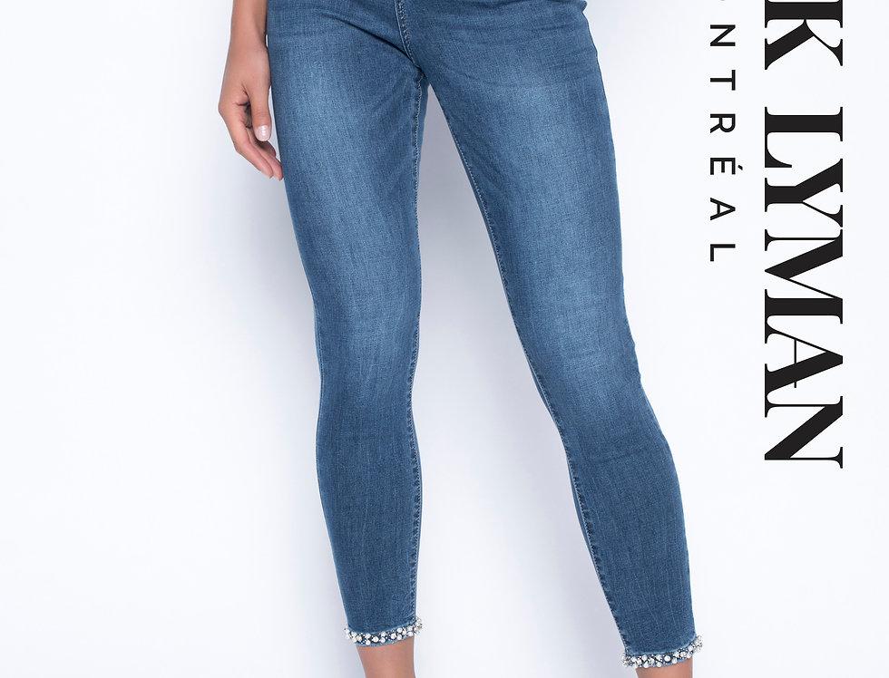 Pearl Trim Jeans