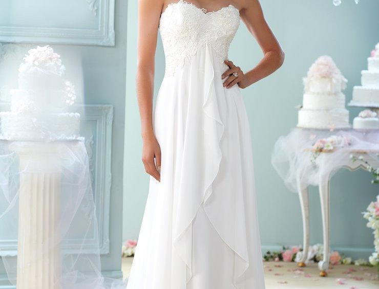 Lace Destination Wedding Gown