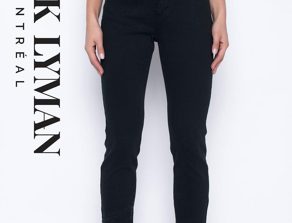 Hemline Detailed Jeans