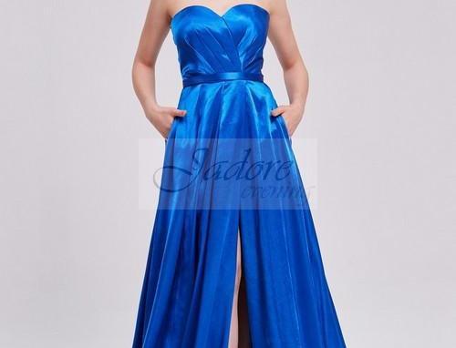 Sweetheart Silky Satin Dress