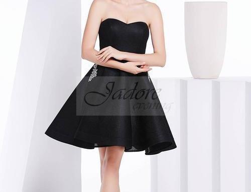 Sweetheart Fishnet Cocktail Dress