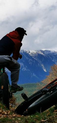 Tur e-bike la Sirnea dificultate medie