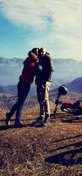 Tur e-bike la Sirnea dificultate usoara