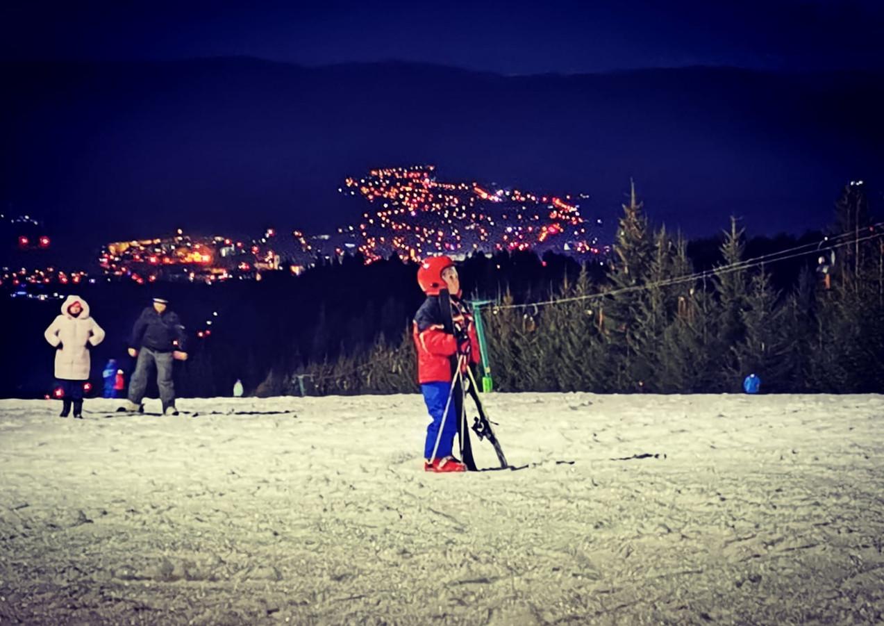 Instructor schi partia Toplita