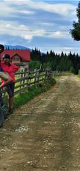 Tur e-bike la Cheile Gradistei dificultate usoara