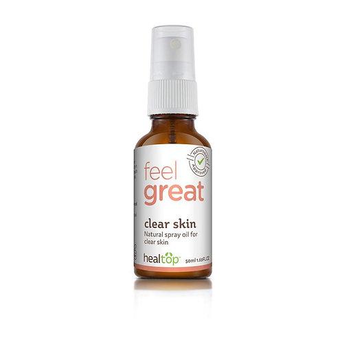 Clear Skin - Rejuvinate Red Skin