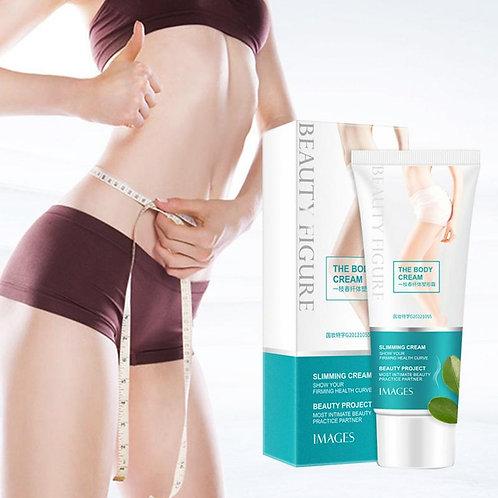 60g Detox Slimming Cream Anti-Cellulite Navel Slim Patch Fat Burning Cream