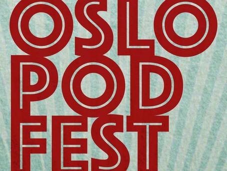 Popkammeret live på Oslo Podfest!