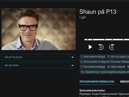 Skryt på NRK P13