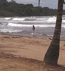 Walking on the beach at Paki Point_edite