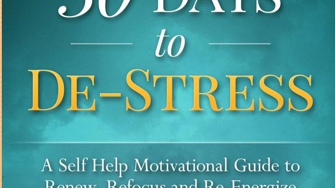 30 Days To De-Stress
