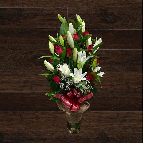 Lily & Rose Vase