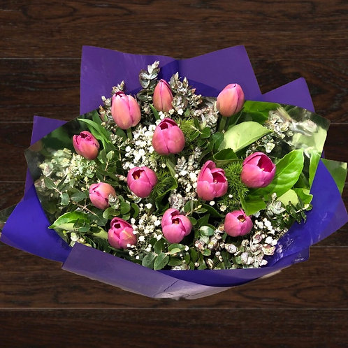 Tulips (3-4 days pre-order required - please call direct)