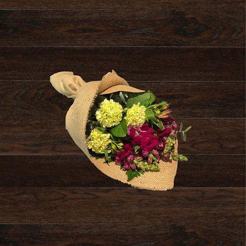 Seasonal Jute Wrap (Colours May Vary)