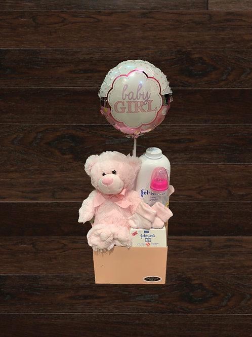 Baby Girl Gift Pack (Medium)