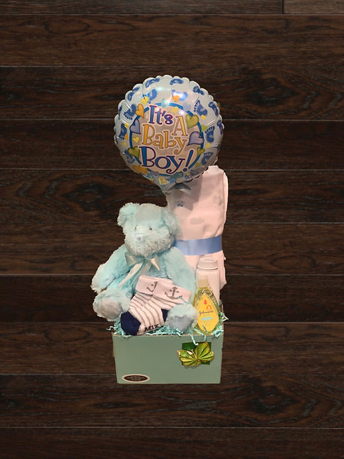 Baby Boy Gift Pack