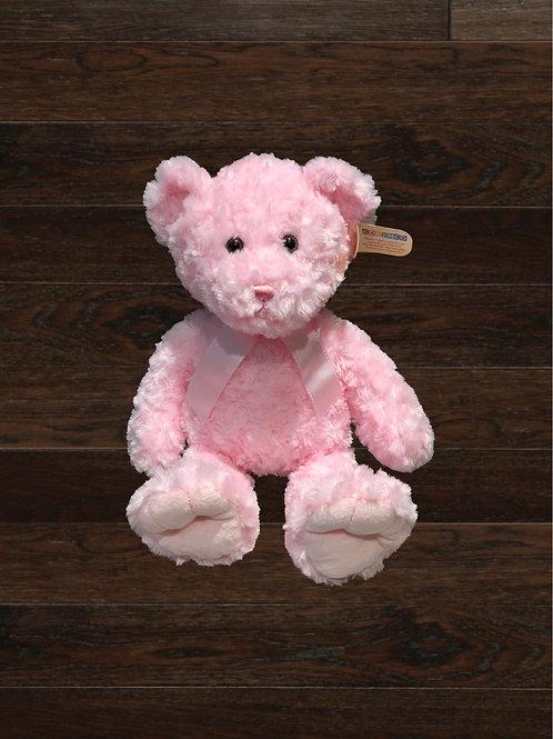 Pink Teddy Bear (3 Sizes)
