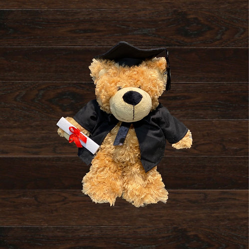 Graduation Bear (Medium & Large)