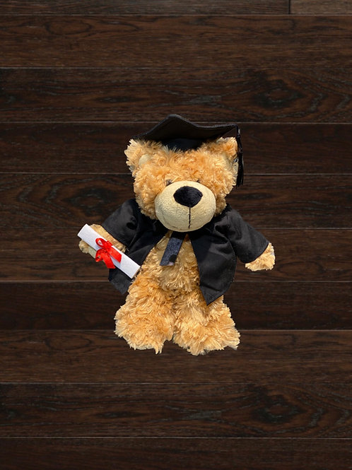 Graduation Bear (Medium & Large)